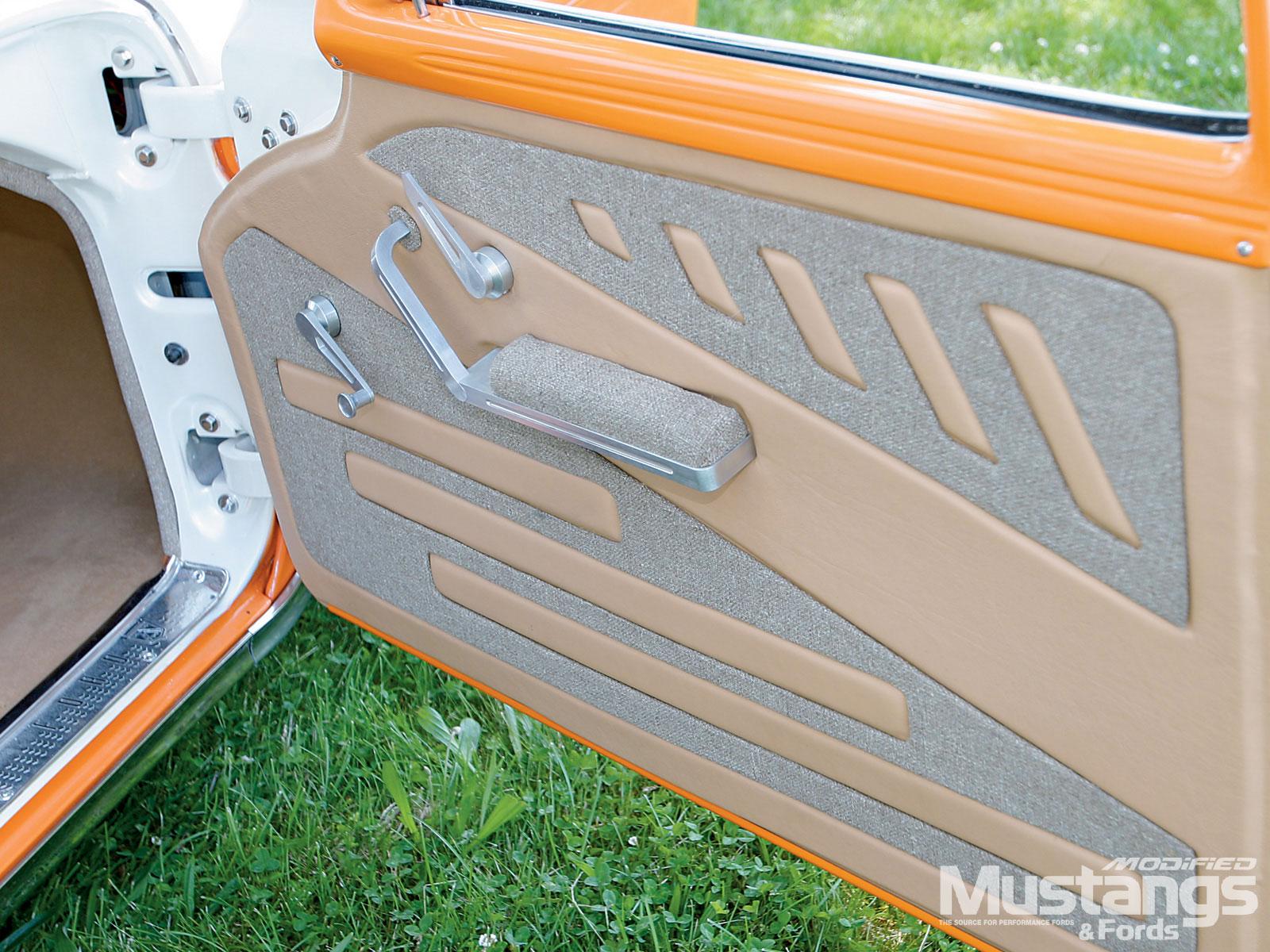 Mdmp 0608 07 O 1957 Ford Custom 300 Sedan Interior Door Panel Photo 36339888 1957 Ford Custom 300 Sedan Seriously