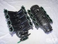 M5lp 1106 03 O 2012 Boss 302 Intake Test Boss302 Runners