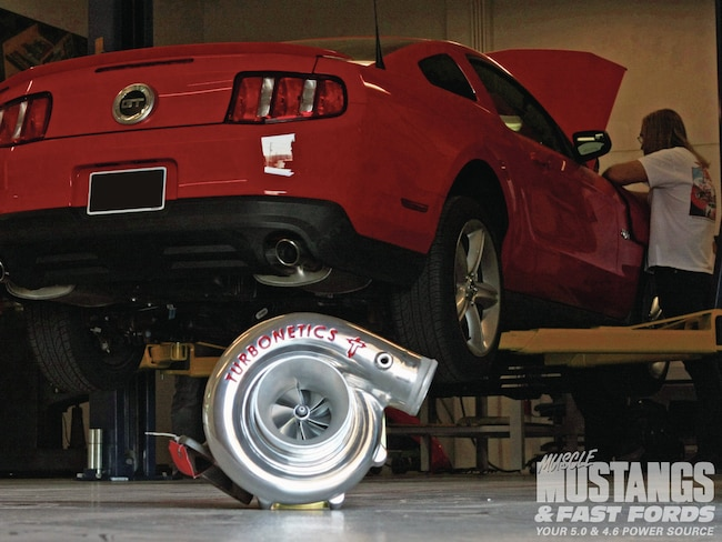 Mmfp 1107 Coyote Mustang 0 To Hellion And Back