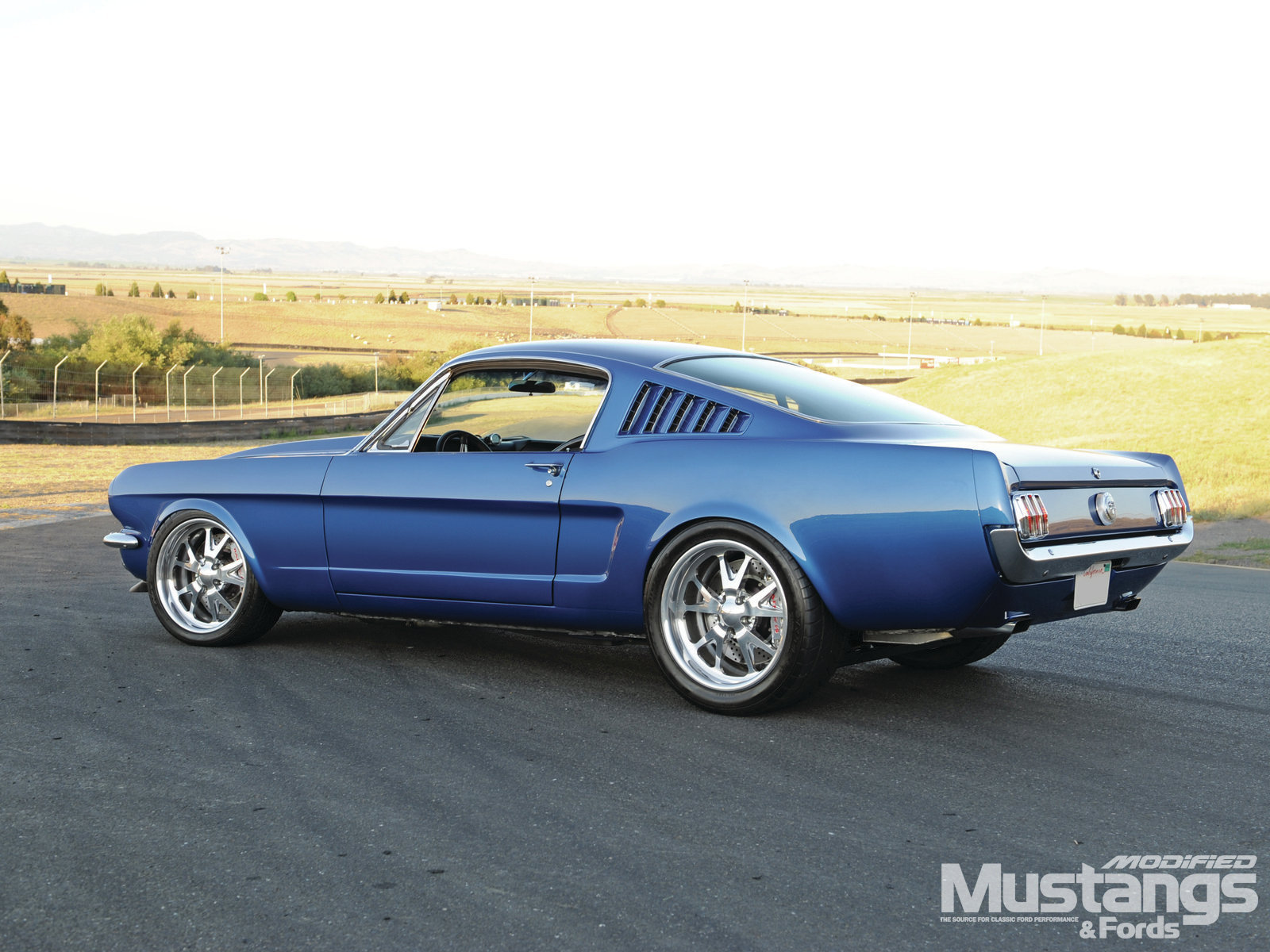 Mdmp 1208 031966 Mustang Fastback Pretty Civil