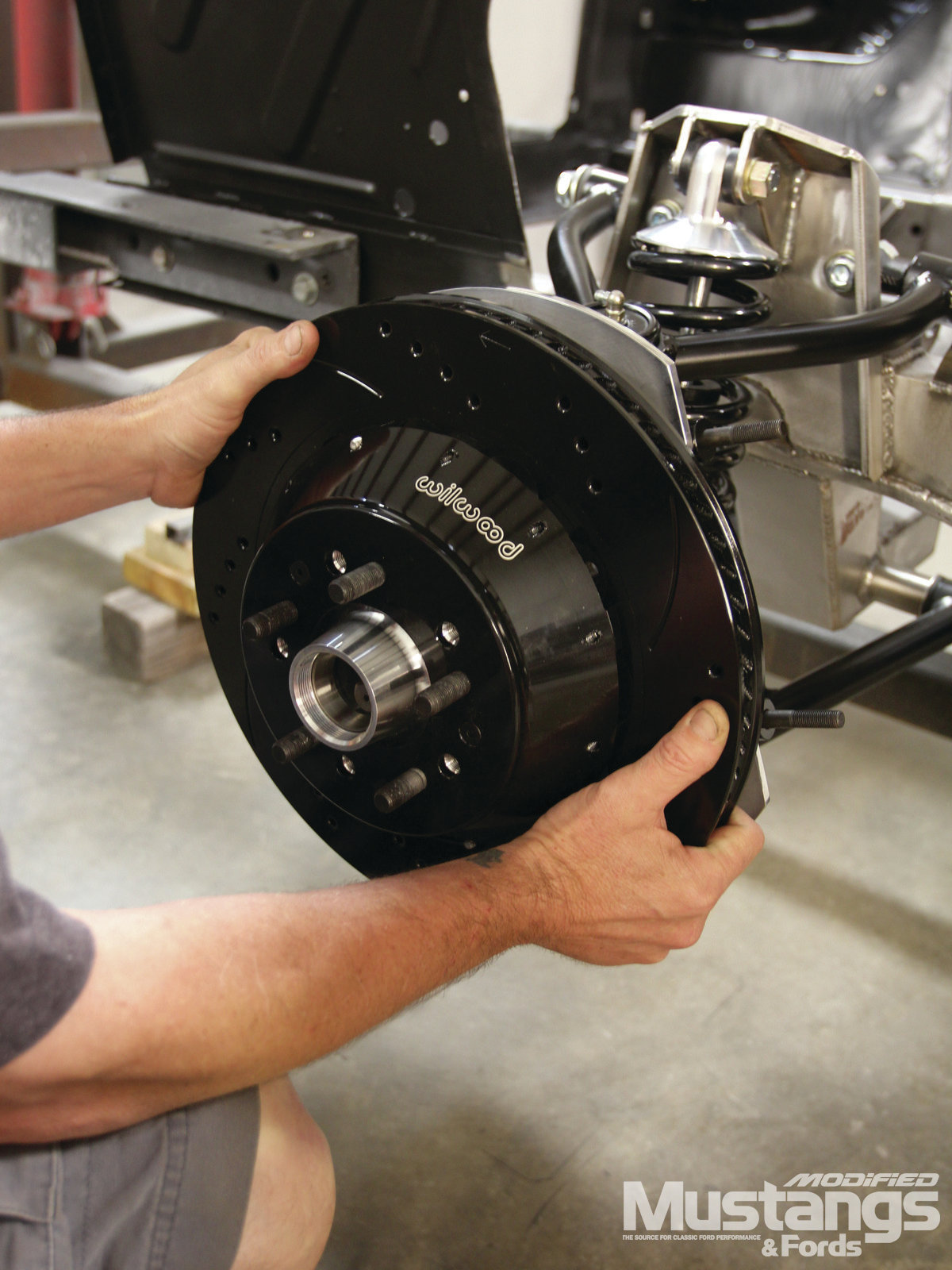 Mdmp 1208 09 High End Upgrade Power Brakes