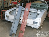 Mump 1110 How To Prep And Replace Sheetmetal Replace Quarterpanels And Tailpanels 002