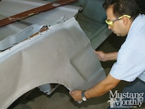Mump 1110 How To Prep And Replace Sheetmetal Replace Quarterpanels And Tailpanels 008