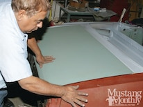 Mump 1110 How To Prep And Replace Sheetmetal Replace Quarterpanels And Tailpanels 017