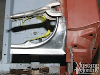 Mump 1110 How To Prep And Replace Sheetmetal Replace Quarterpanels And Tailpanels 019