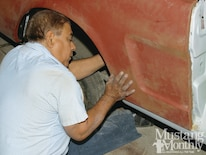 Mump 1110 How To Prep And Replace Sheetmetal Replace Quarterpanels And Tailpanels 021