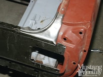 Mump 1110 How To Prep And Replace Sheetmetal Replace Quarterpanels And Tailpanels 022
