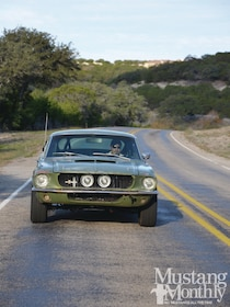 1967 Shelby - Terlingua Terror - Mustang Monthly Magazine