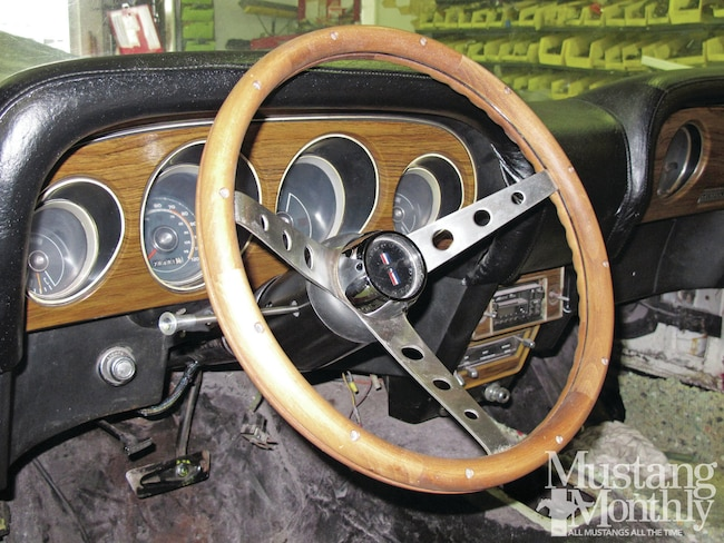 Mump 1208 01 Tilt Steering Column Conversion