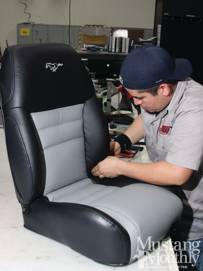 Mump 1208 01 Seat Upholstery Packages For Sn 95 Mustangs