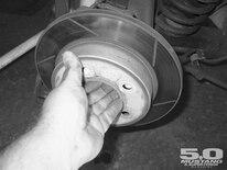 M5lp 0409 05 O Baer Brakes Eradispeed Brake Kit Factory Rotors