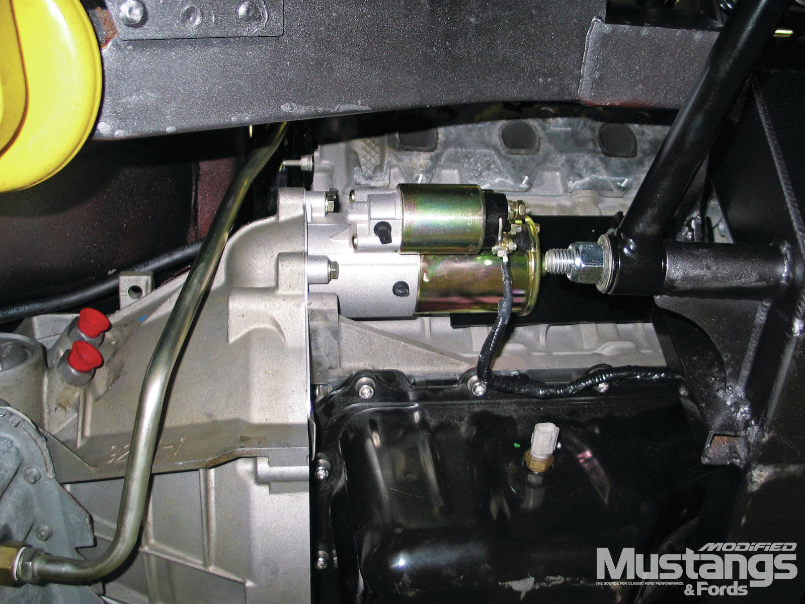 Mdmp 1111 Drivetrain Install Power Up 026