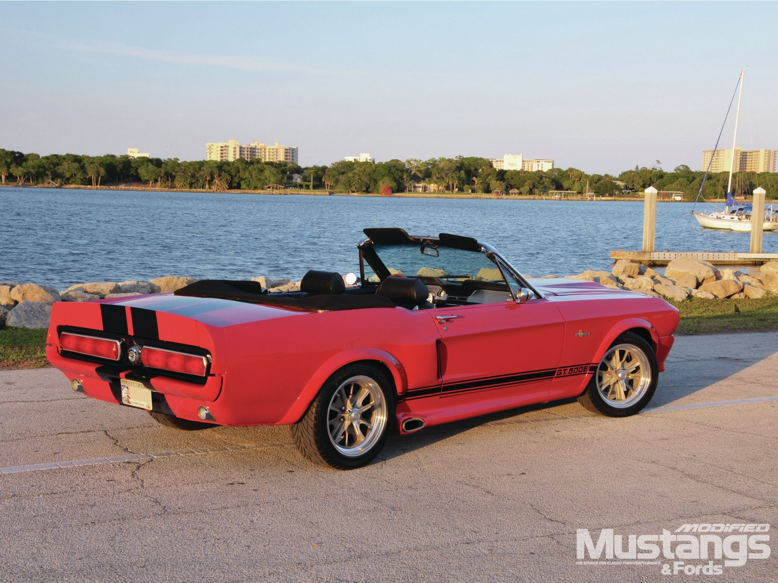 Mdmp 1111 1967 Ford Mustang Convertible Elanor Has A New Look 004