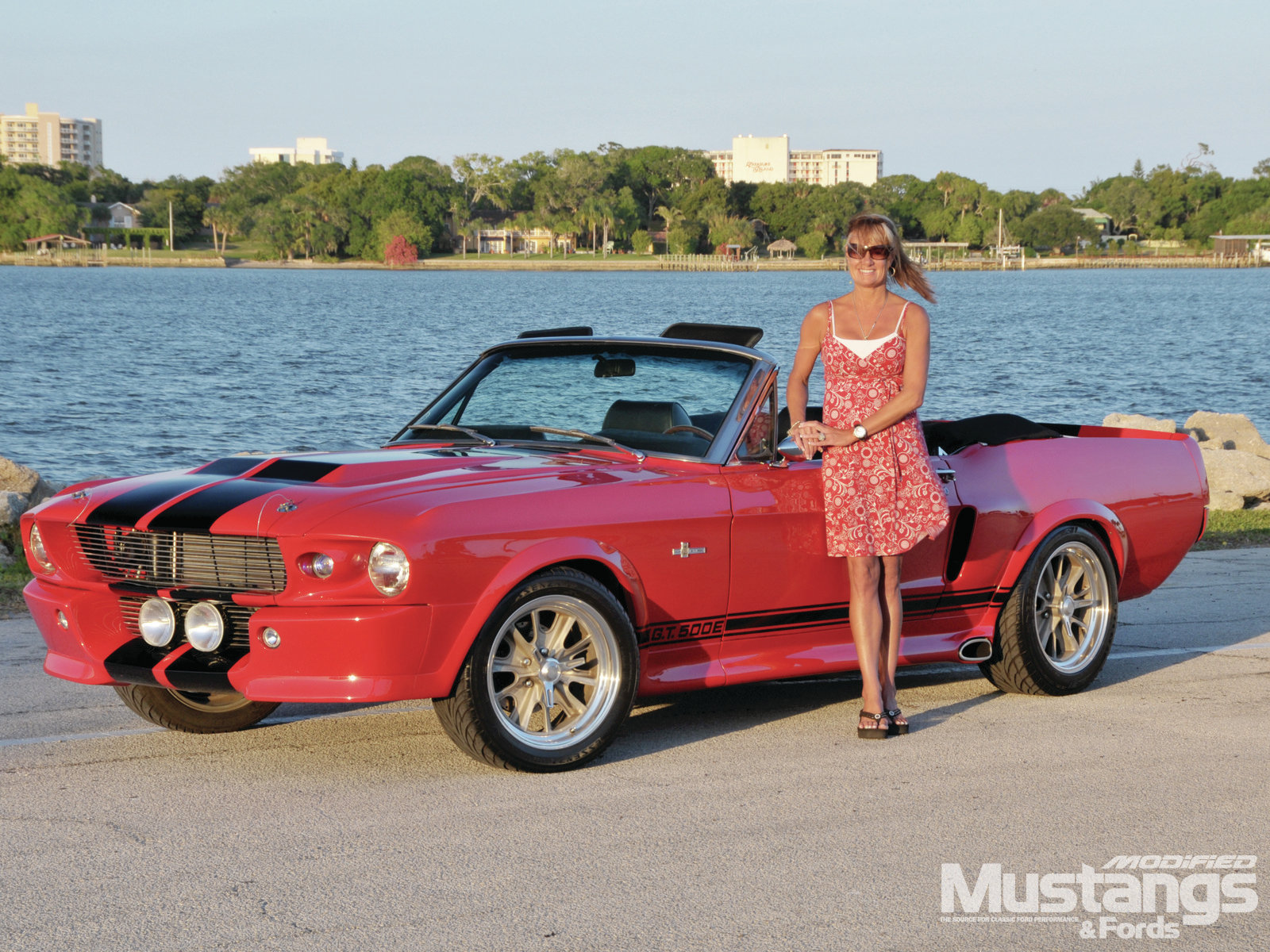 Mdmp 1111 1967 Ford Mustang Convertible Elanor Has A New Look 005