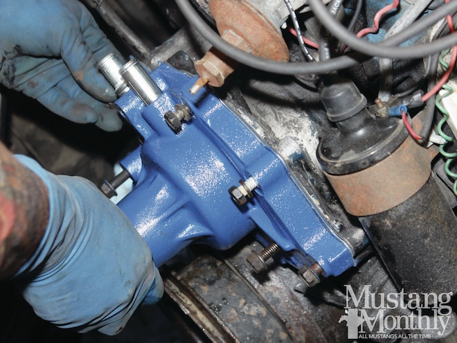 Replace A Water Pump - Mustang Monthly Magazine