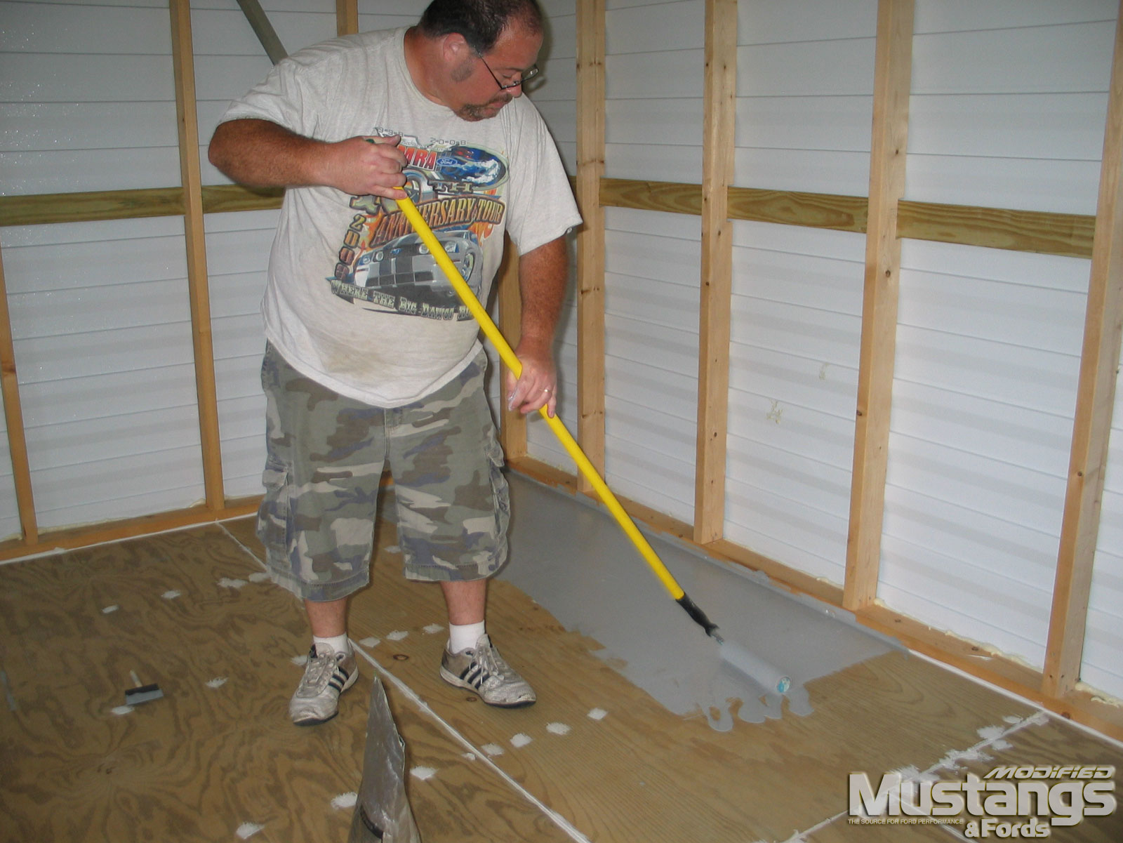 Mdmp 110916 Rock Solid Floors Garage Coat Install 07