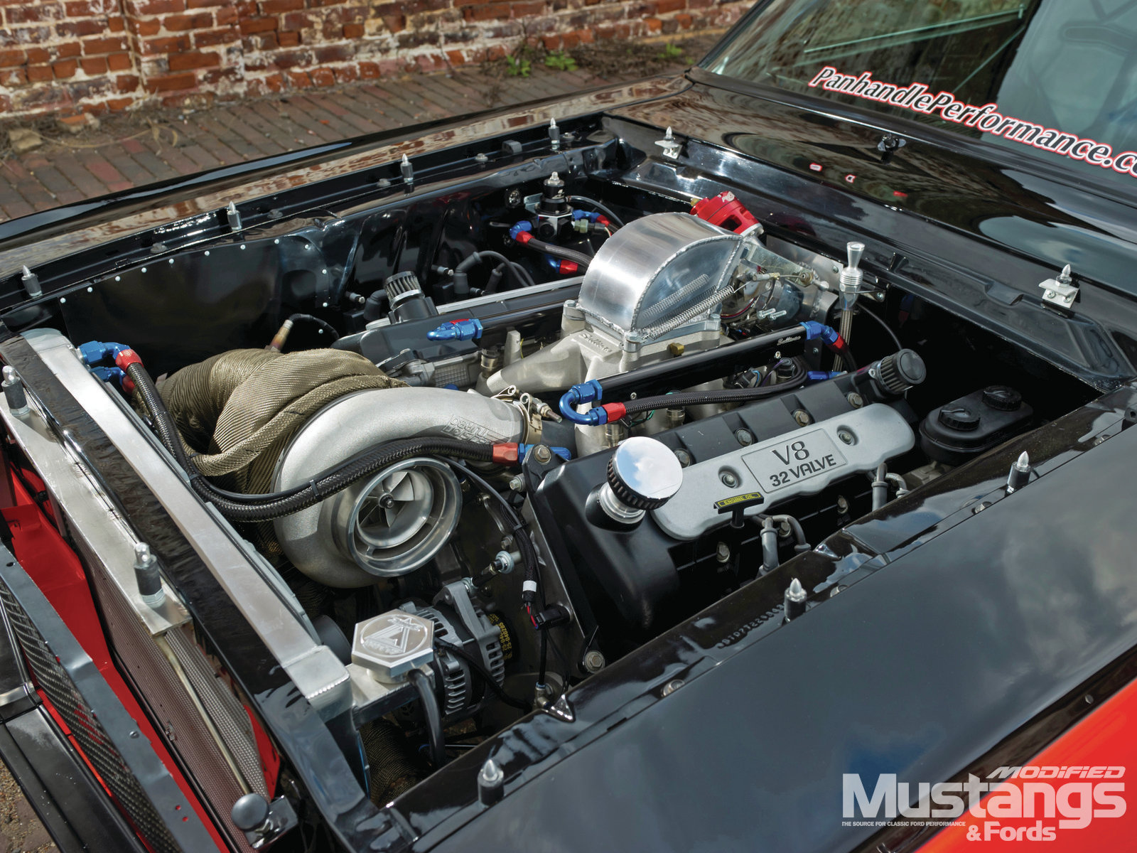 Mdmp 1209 04 1966 Ford Mustang Turbo Lover