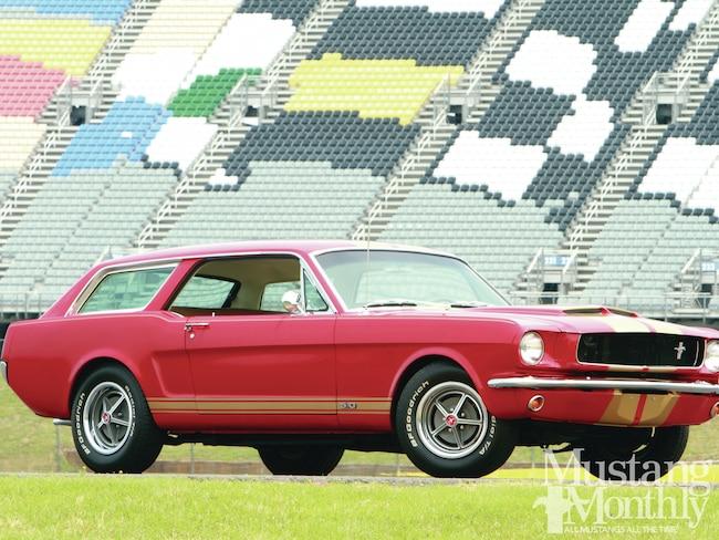Mump 1111 1965 Intermeccanica Mustang Wagon Tribute To A Wagon 000