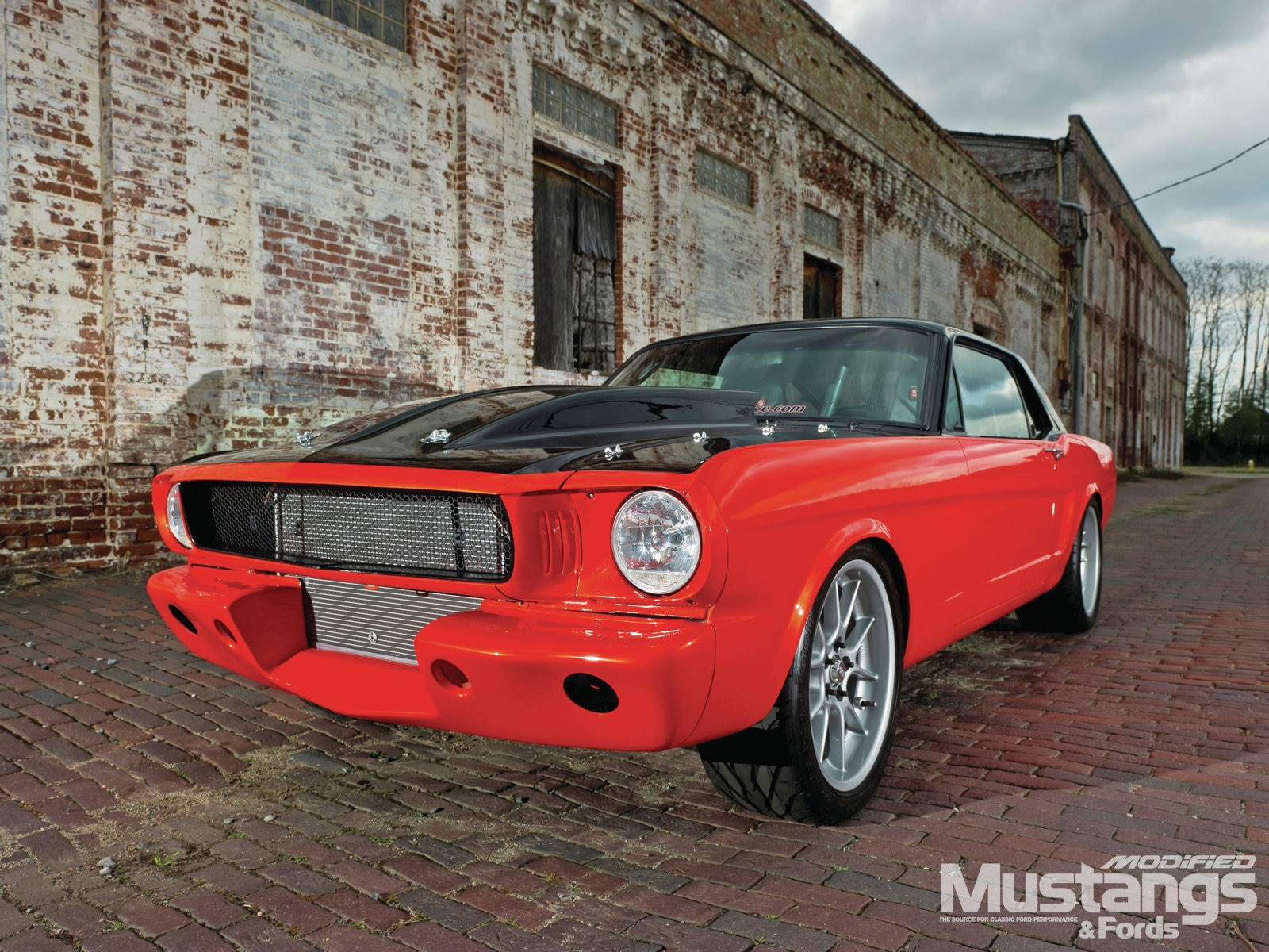 Mdmp 1209 01 1966 Ford Mustang Turbo Lover