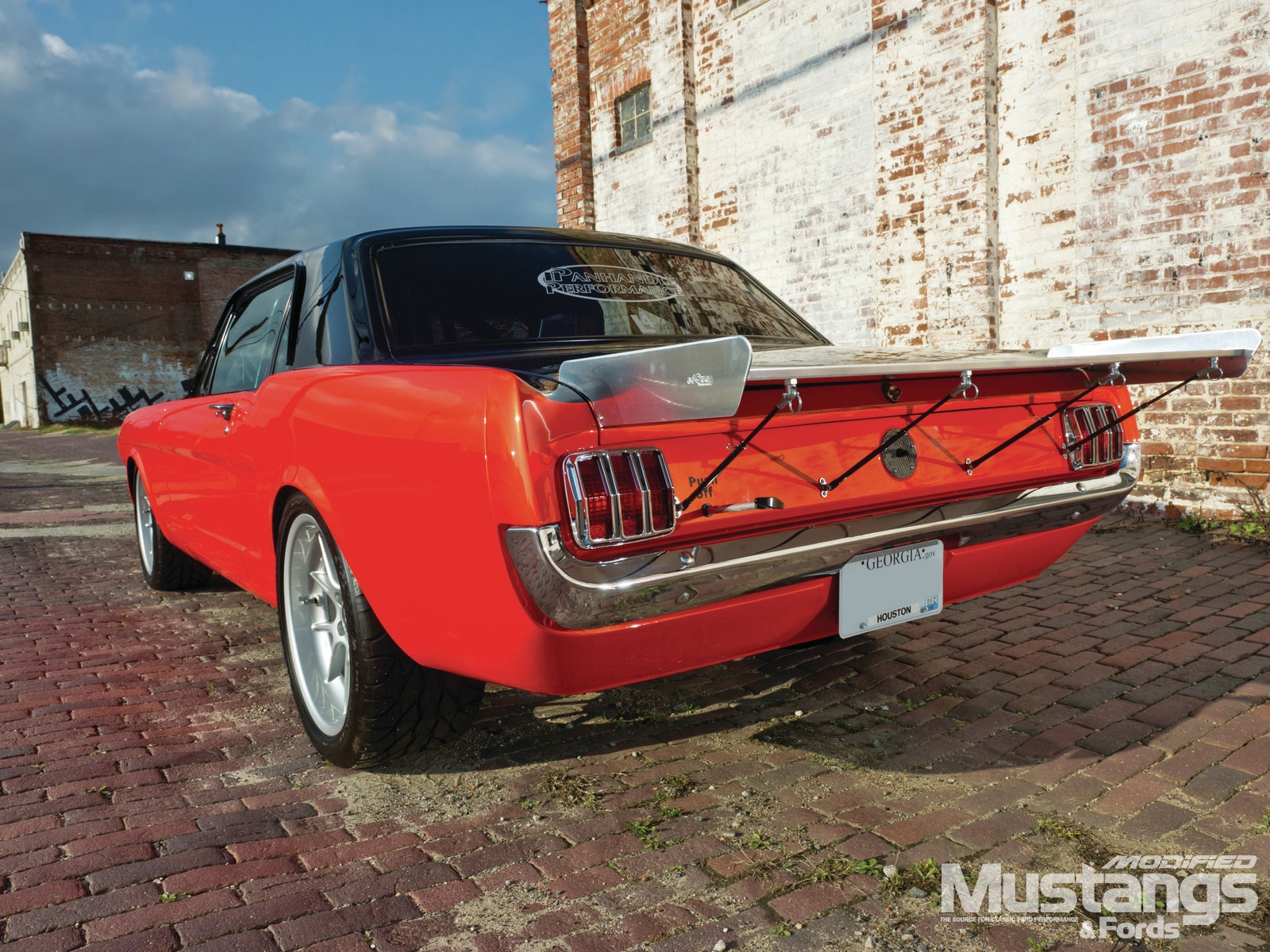 Mdmp 1209 02 1966 Ford Mustang Turbo Lover