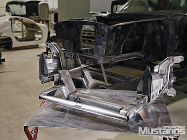 Independent Front Suspension - On The Fast Track - Modified
