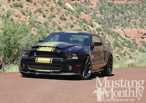 50th Anniversary Shelby GT500 Super Snake - Majestic Majesties