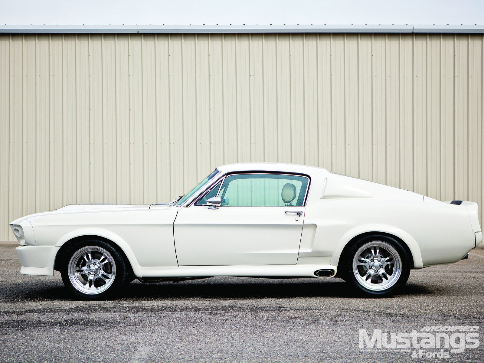Mdmp 1210 03 1968 Ford Mustang Fastback Investment Property