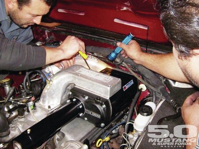 M5lp 1205 000 Fox Supercharger Kenny Bell Blowzilla