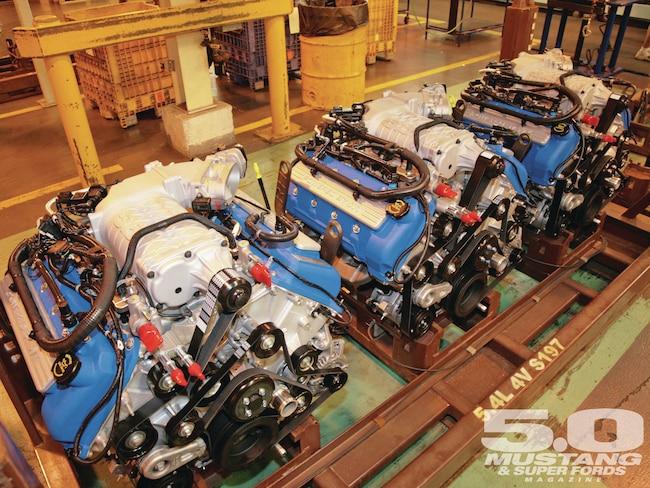 M5lp 1301 36 Trinity 5 8 Build Shelby Gt500 Engine Romeos Delight