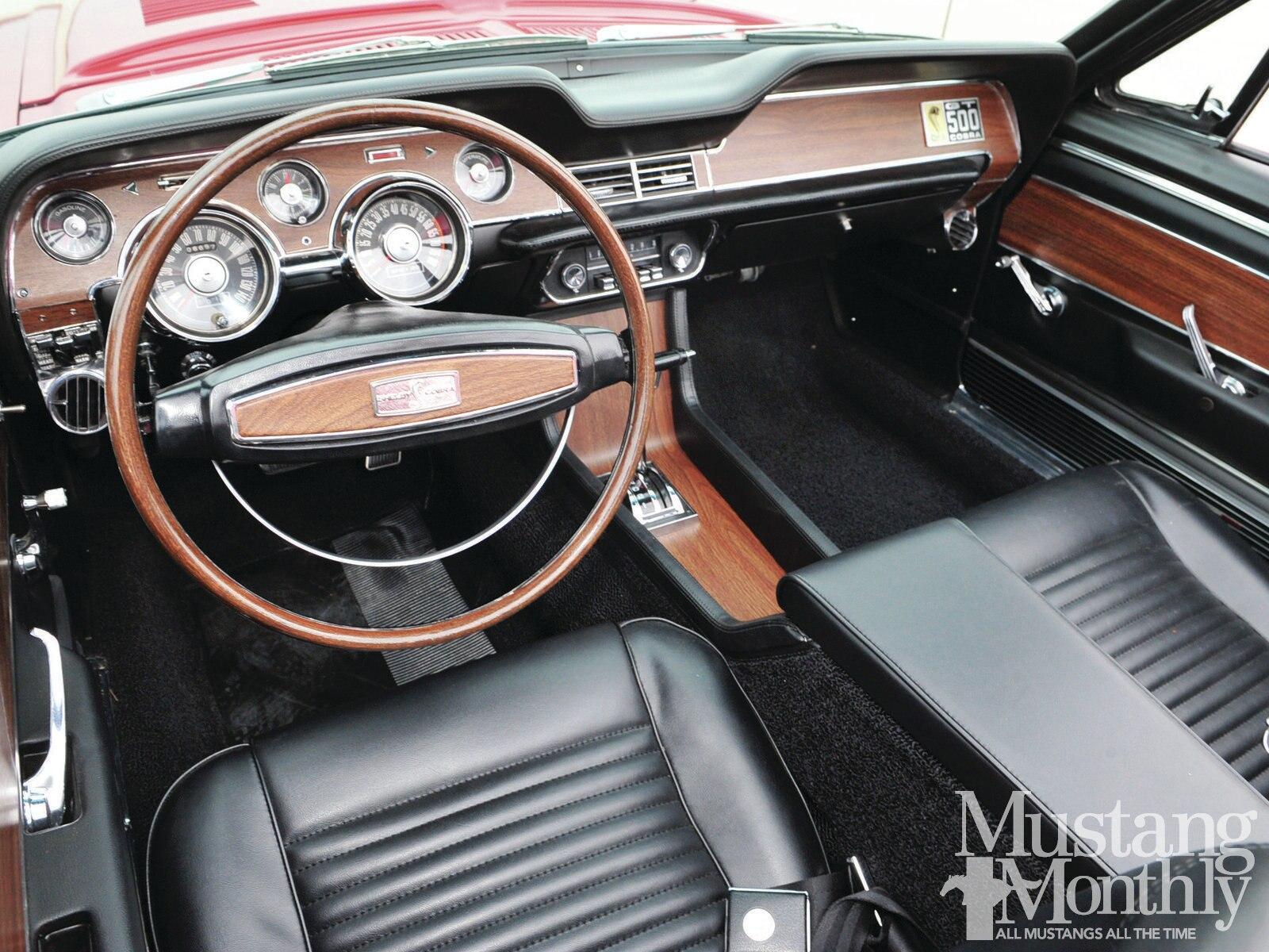 Mump 1206 003 1967 Shelby Convertible Rare Air