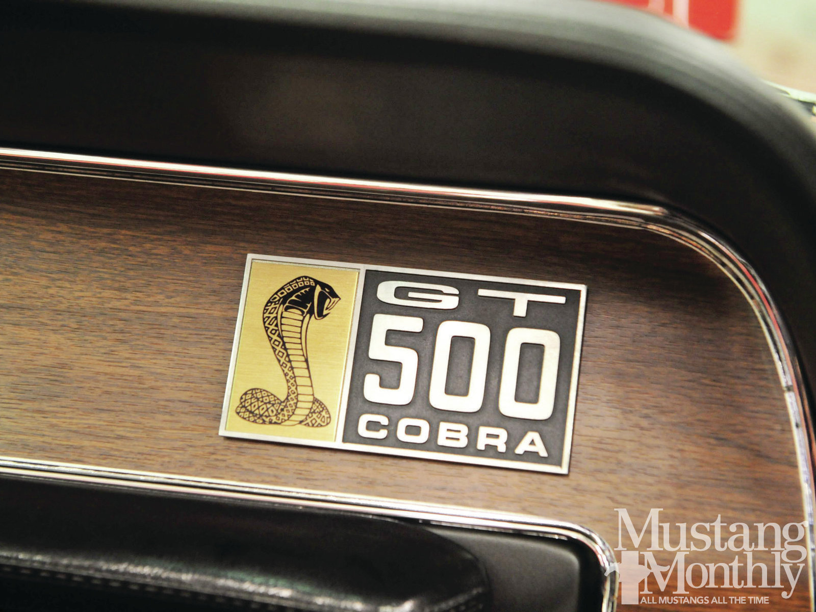Mump 1206 010 1967 Shelby Convertible Rare Air