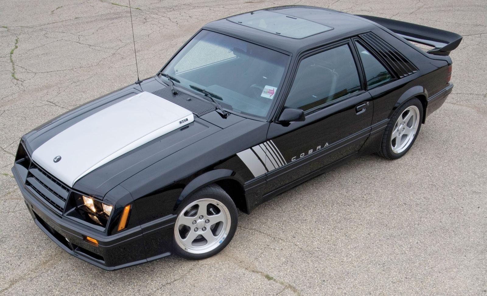 1982 Mustang Gt Reengineered Performance Muscle Mustangs Fast