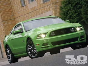 2013 Mustang GT First Drive - Impulse Equation