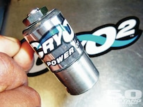 DEI CryO2 Intercooler Spray