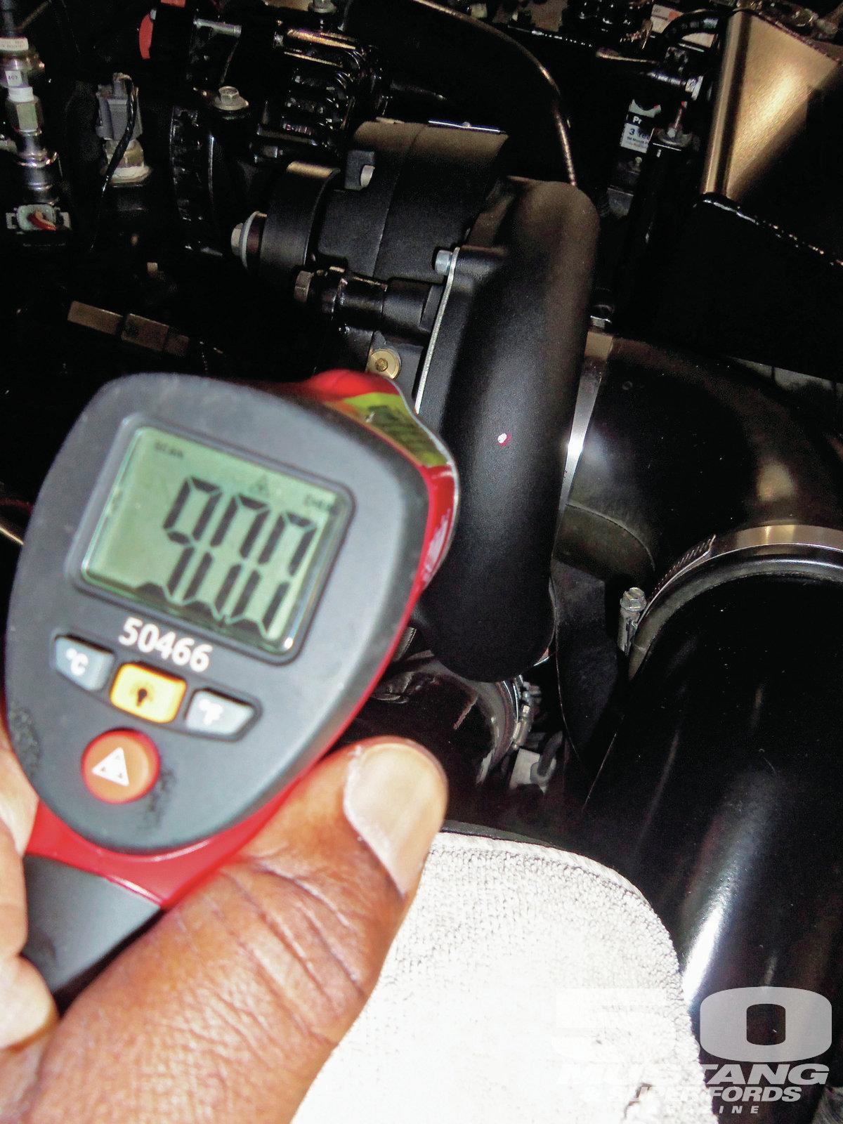 DEI CryO2 Air Temperature Measure 2