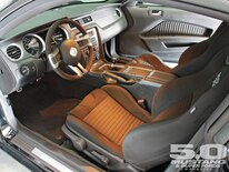 M5lp 1302 2013 Steeda Boss 302 LS Interior