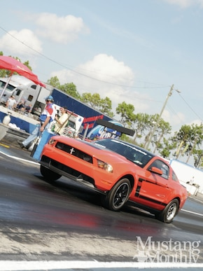 11-'13 Mustang Performance Parts Buyer's Guide - Mustang
