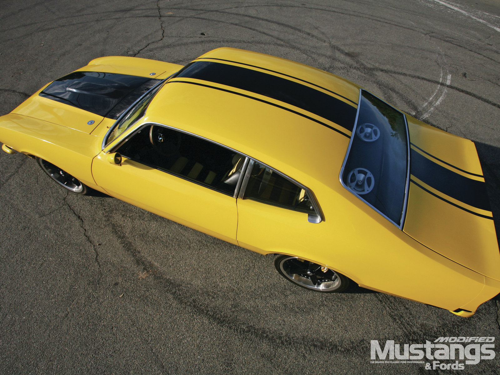 Mdmp 1210 03 1971 Ford Maverick Bumble Bee