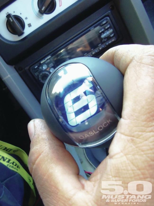 M5lp 1211 1 Tech Inspection Digital Shift Knob