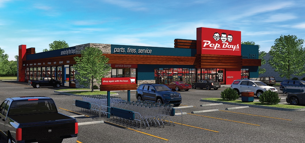 Pep Boys Announces Grand Opening In Tampa Fla March 23