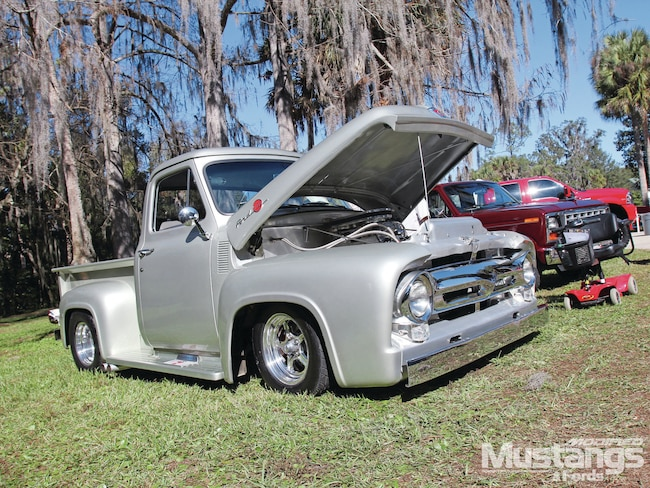 Mdmp 1212 01 1954 Ford F100 Best Laid Plans