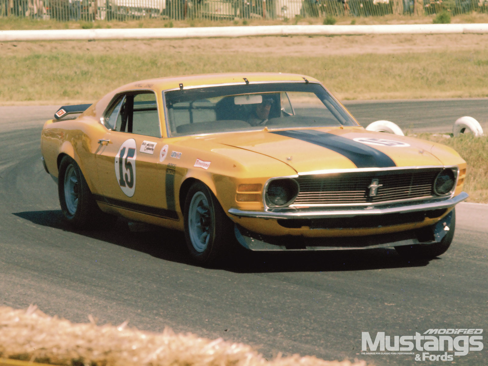 The Legacy Of Bud Moore Ford Mustang
