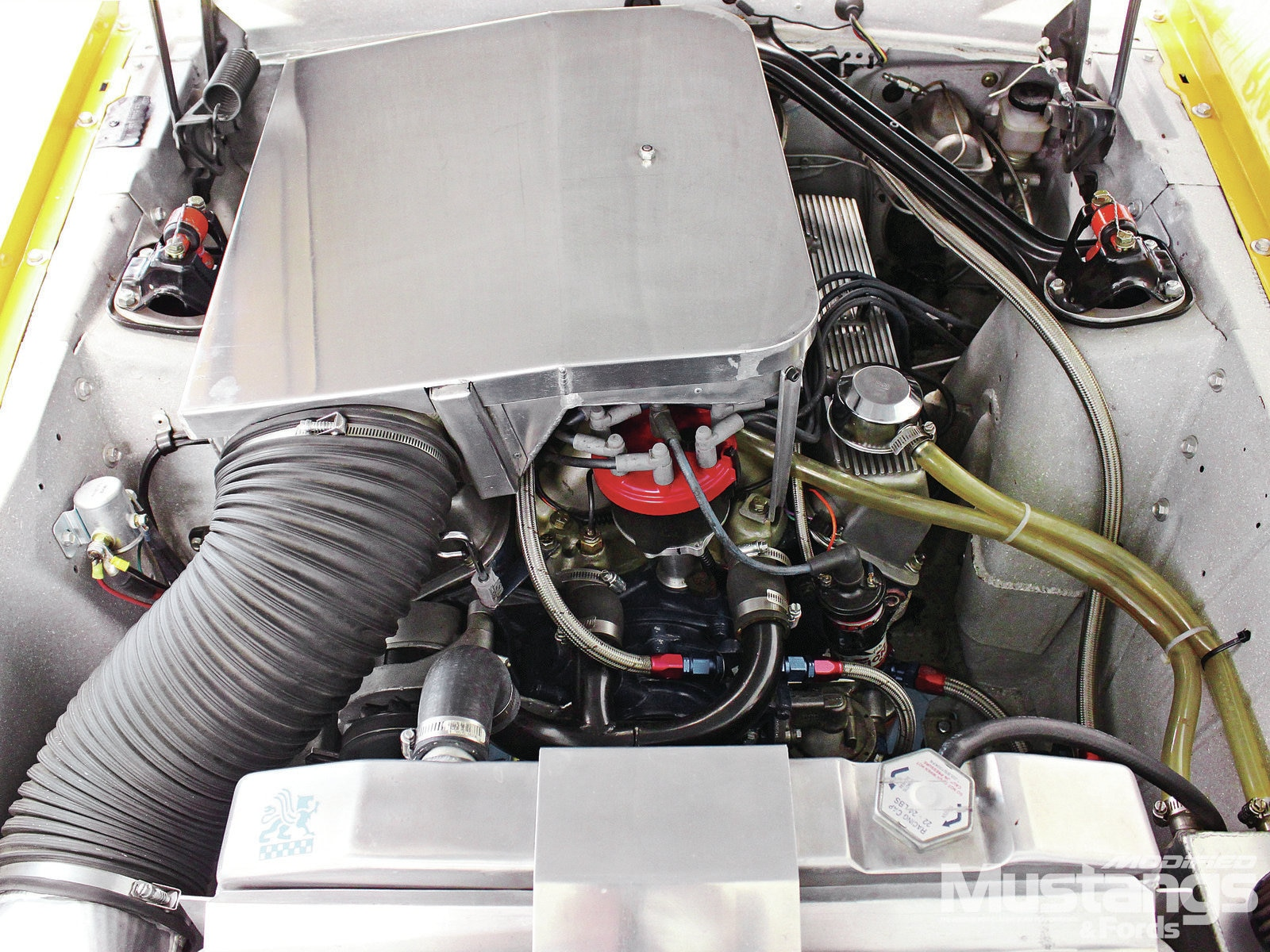 The Legacy Of Bud Moore Ram Air Carburetor