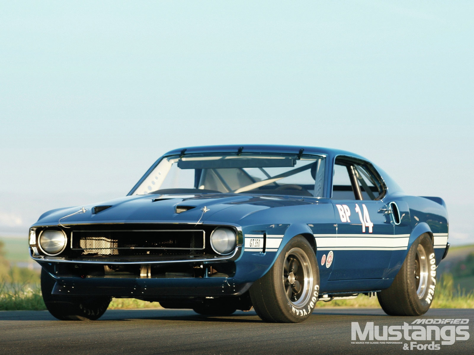 Mdmp 1301 02 1969 Ford Mustang Shelby Gt 500 Doane Spencer