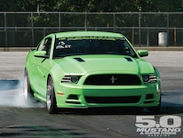 M5lp 1303 2011 Mustang GT Front End