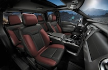2014 F 150 SVT Special Edition Ford Raptor Interior Seats