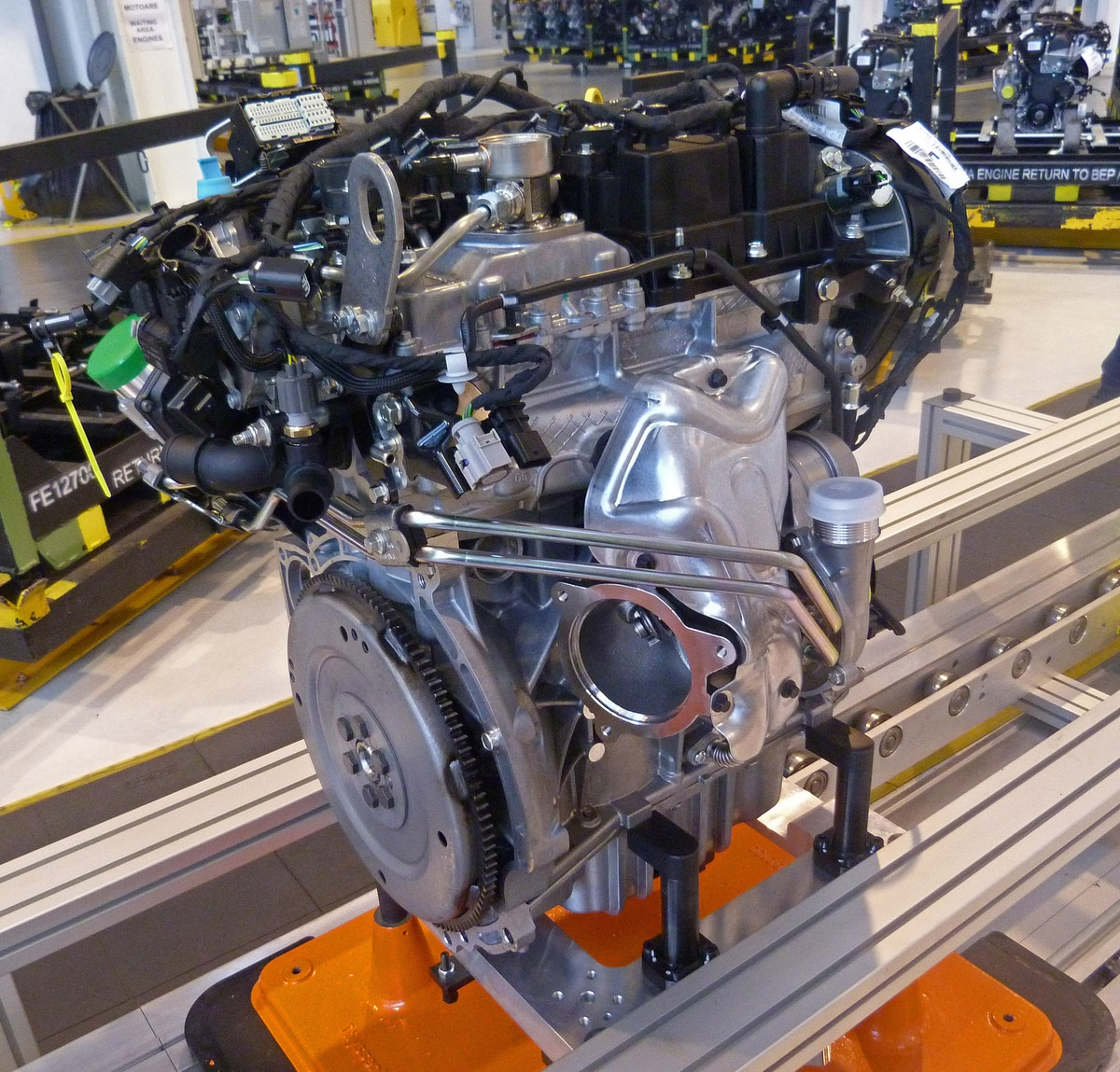 Ford Launches 15 Liter EcoBoost Engine Plans 9 10 Speed Transmissions With