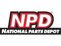 National Parts Depot Logo