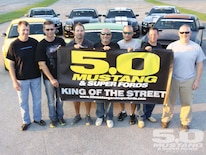 King Of The Street Competitors
