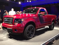 1306 2014 Ford F150 Tremor Front